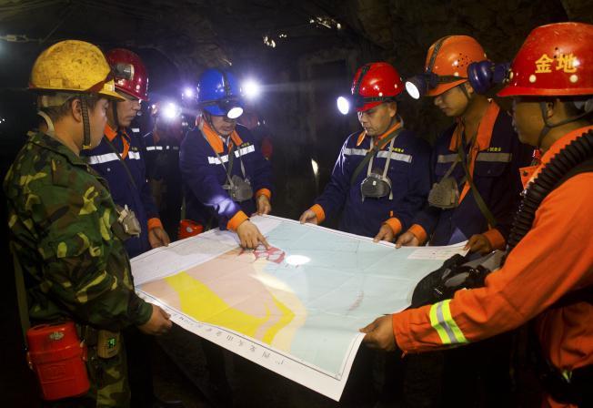 地質隊伍在井下研究工作方案